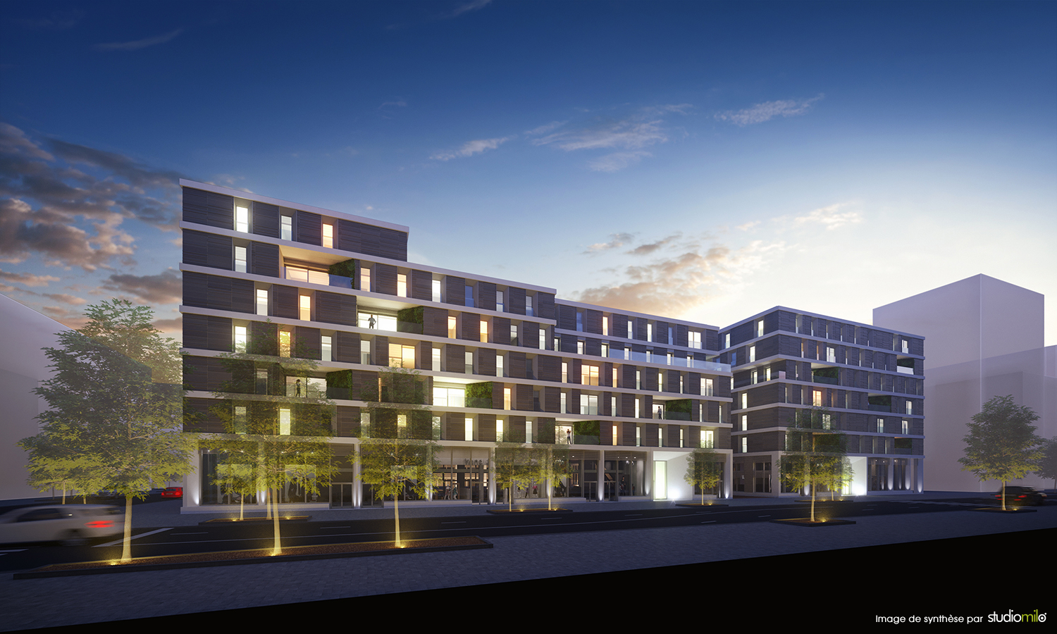Concours – Projet immobilier