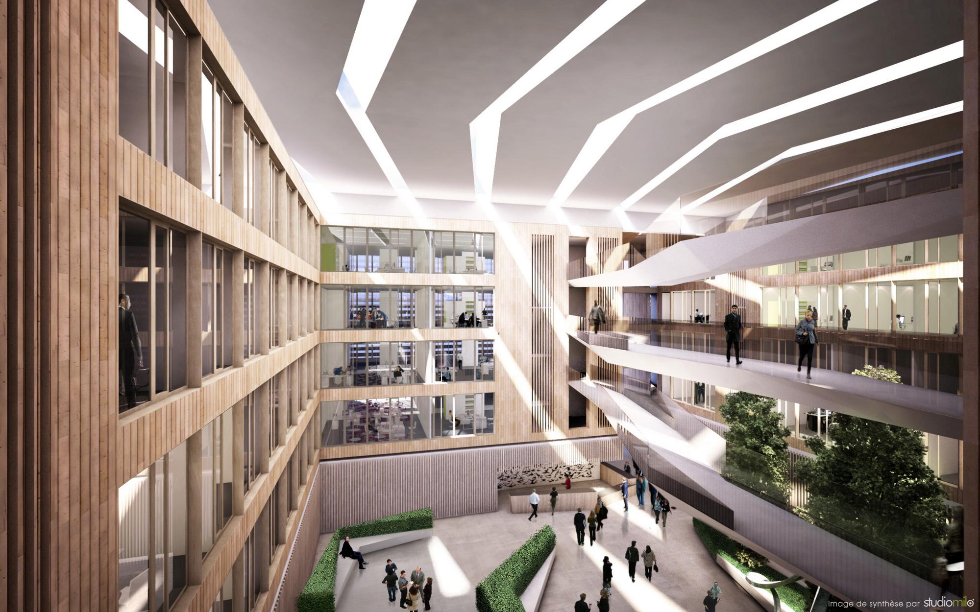 Centre commercial (Salzinnes)