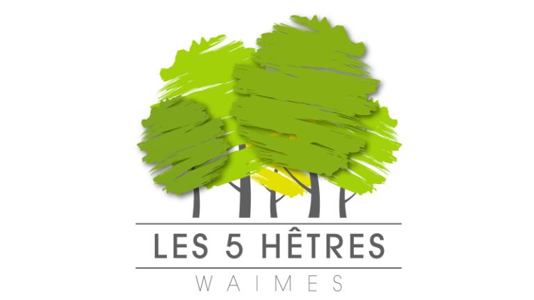 les 5 hêtres logo